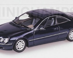 Mercedes-Benz CL-Class Coupe (C215) - 1999 (комиссия)