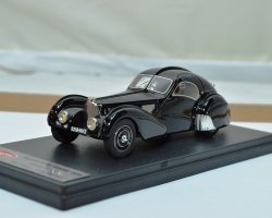 Bugatti Type 57SC Atlantic 1936 (комиссия)
