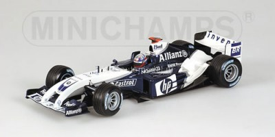 WILLIAMS F1 BMW FW26 J.P.MONTOYA ´04