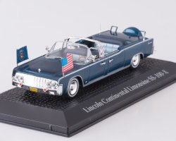 Lincoln Continental Limousine SS-100X -Presidential Cars- G.Kennedy 1963  (комиссия)
