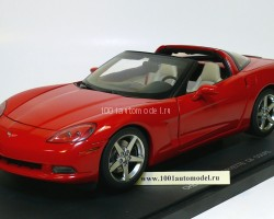 Chevrolet Corvette C6 Coupe 2005 (комиссия)