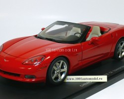 Chevrolet Corvette C6 Convertible 2005 (комиссия)