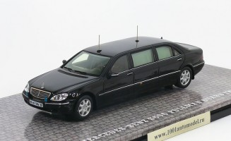 Mercedes-Benz S600 Pullman Guard (W220) (Президент В. Путин)