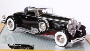 Duesenberg J Murphy Coupe Whittell 1931 sn2478 Long Wheelbase (комиссия)