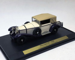1928 Mercedes-Benz SS (closed) (комиссия)