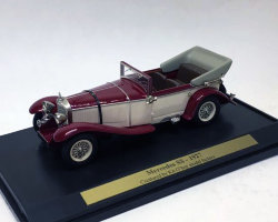 1927 Mercedes-Benz SS (opened) (комиссия)
