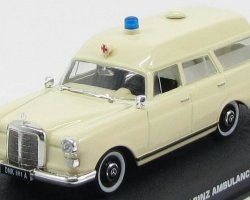 Mercedes-Benz Binz Ambulance 1965 -Thunderball- (серия James Bond) (комиссия)