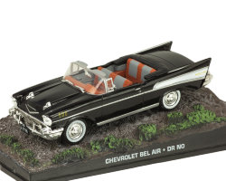Chevrolet Bel Air -Doctor NO- 1962 (серия James Bond) (комиссия)