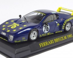 "Ferrari BB512LM 1981 серия ""Ferrari Collection"" вып.№51"