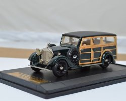 Rolls Royce Phantom I Woody Estate 1928 (комиссия)