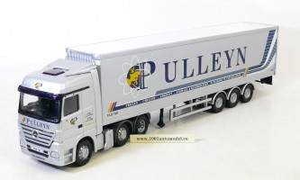 Mercedes Actros Container Pulleyn Transport Ltd - Reading