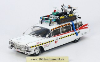Cadillac Series 62 Ecto-1A Ghostbusters II