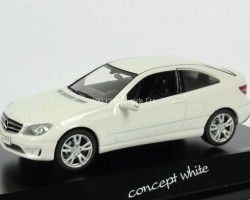 "Mercedes-Benz CLC ""сoncept white""(комиссия)"
