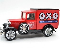 "1930 Ford ""A"" -OXO- (Models of Yesteryear) (комиссия)"