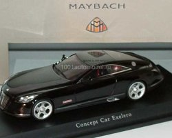 Maybach Concept Car Exelero 2005 (комиссия)