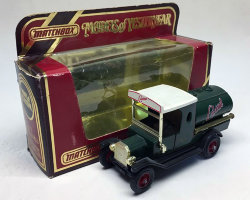 Ford Model -T-  Low Sided Truck -Castrol-