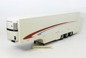 Fridge Semi Trailer Volvo