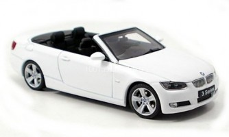 BMW 3-Series Convertible 2007