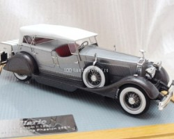Rolls-Royce Phantom II 1930 Dual Cowl Sports Phaeton  Whittingham&Mitchel sn25EX (комиссия)