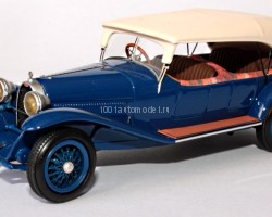 Bugatti Type 38 Tourer Lavocat & Marsault sn38240 1926 Close (комиссия)