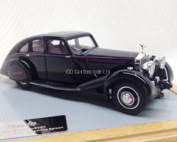 Rolls-Royce Phantom II Continental Park Ward Streamline Saloon 1934 sn86SK (комиссия)