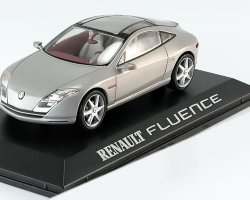 Renault Fluence Concept Car 2004 (комиссия)