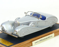 1935 Mercedes-Benz 540K W29 Roadster for King Ghazi I Erdmann & Rossi v.4A (комиссия)