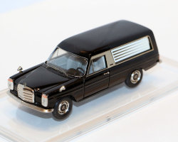 "Mercedes-Benz /8 Bestattungswagen ""Pollmann""/Hearse with coffin (комиссия)"