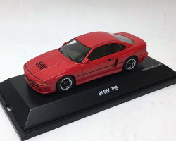 BMW M8 Coupe 1990 (комиссия)