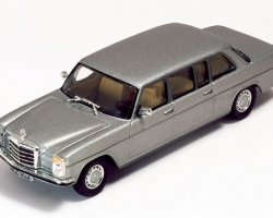 "Mercedes-Benz 240D W115 ""Long Wheelbase"" Limousine 1974 (комиссия)"