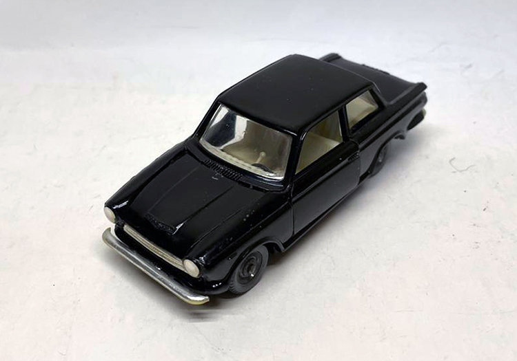 Ford Consul Cortina (ремейк СССР) (комиссия) LEFC-rar(k157)