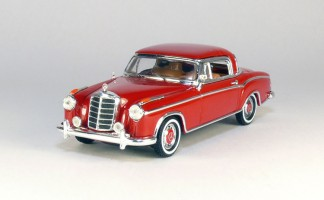 Mercedes-Benz 220SE Coupe